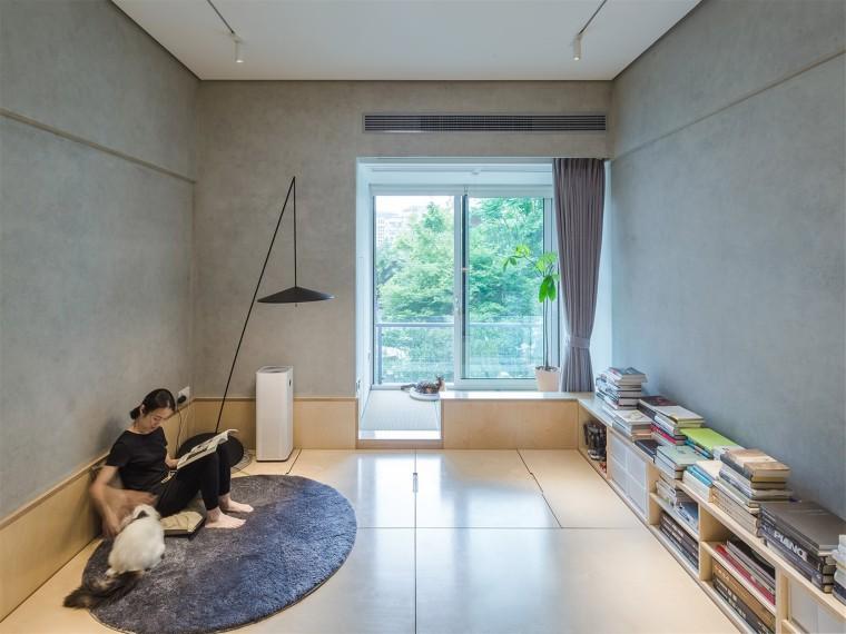 杭州盈尺起山-40平米居住空间改造