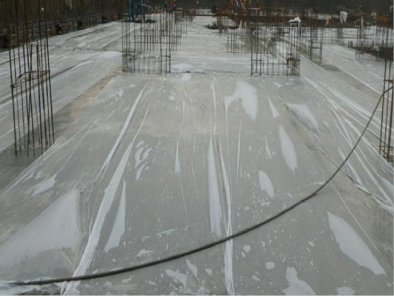 大体积混凝土工程温控措施及施工工艺