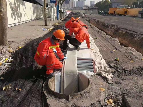 广东省城镇排水管道非开挖修复定额