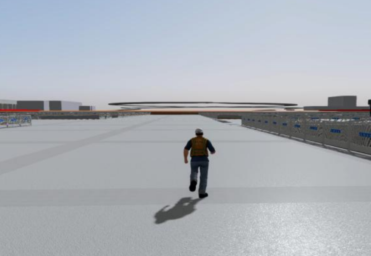 广场基坑工程BIM管理技术应用(55页)
