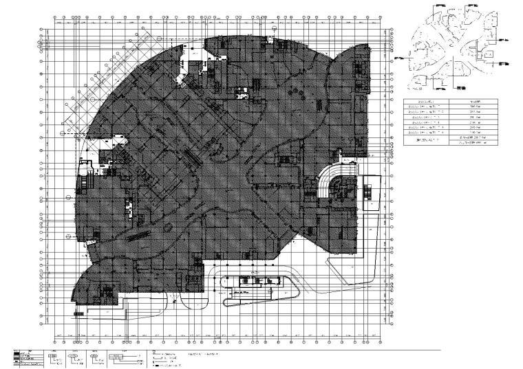 [上海]ECE_七宝万科广场全套项目工程图纸