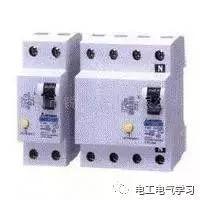 漏电保护器的工作原理及正确安装与使用