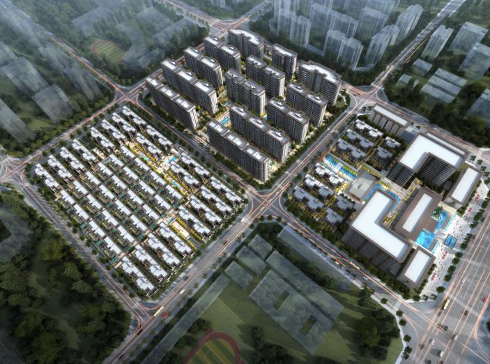 二层豪宅设计资料下载-zl武侯新城157亩项目豪宅规划概念设计文本