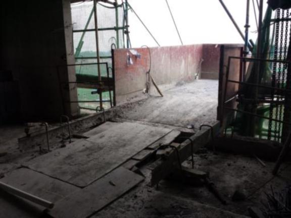 爬架+外墙砌体穿插施工工艺关键环节控制