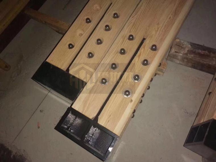 木结构圈时尚界建筑构件新宠儿——胶合木
