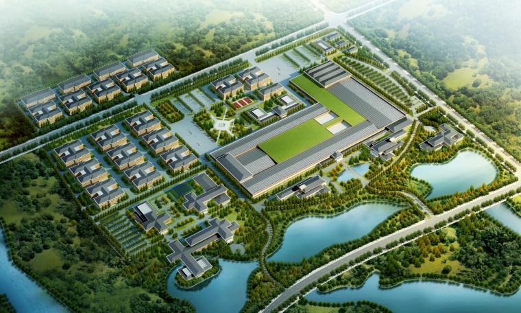 大型丙类综合工业建筑绿色施工管理实施方案