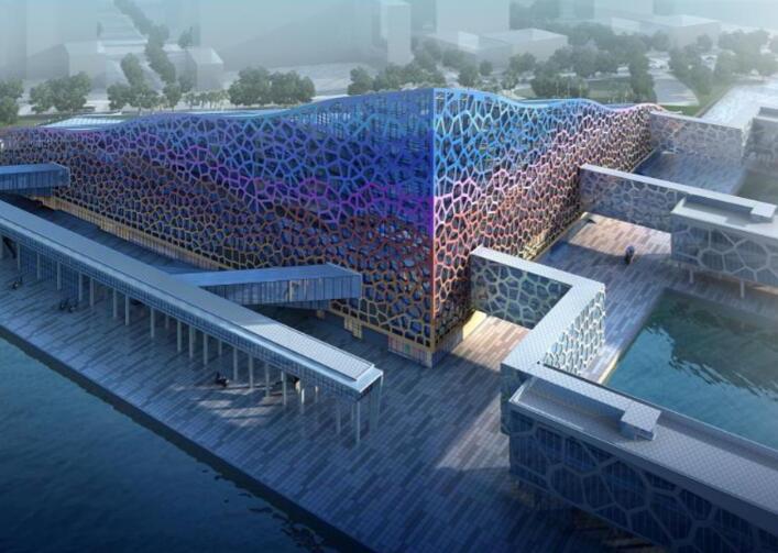 深圳码头项目BIM应用设计(43页)