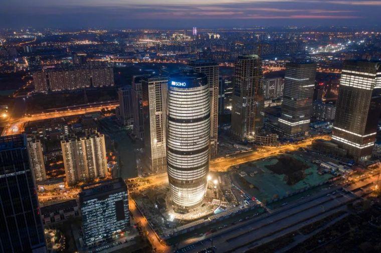 魔幻超现实主义!北京丽泽SOHO正式开幕!
