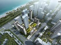 武汉中信泰富金融中心项目概念设计