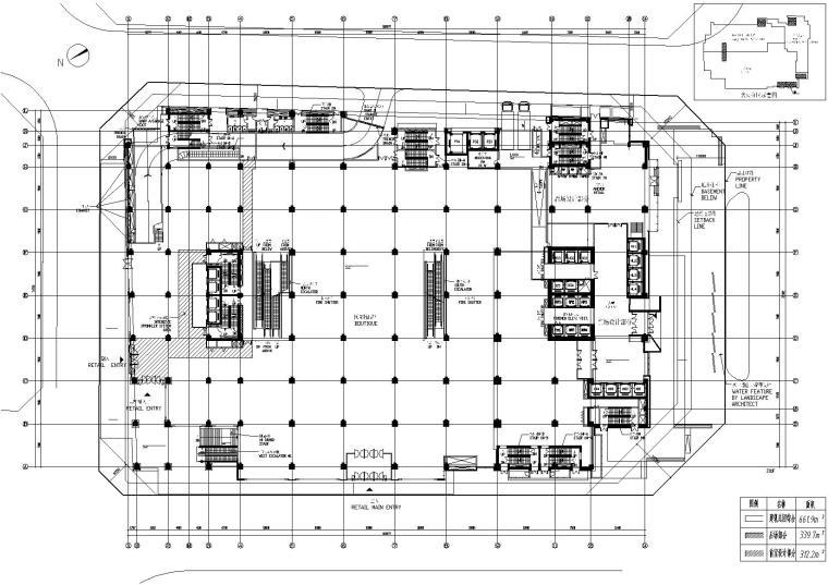 [成都]季裕棠_群光君悦酒店项目图纸+实景图