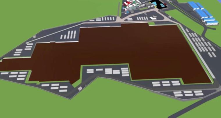项目全过程4D模拟