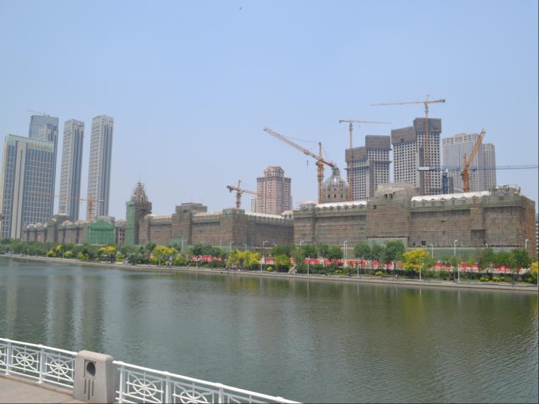 广场项目绿色施工方案汇报