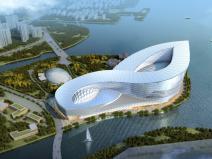 [天津]雪中国生态型休闲文化体建筑方案文本