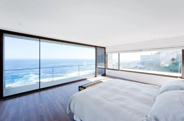 落地窗——建筑设计之空灵美