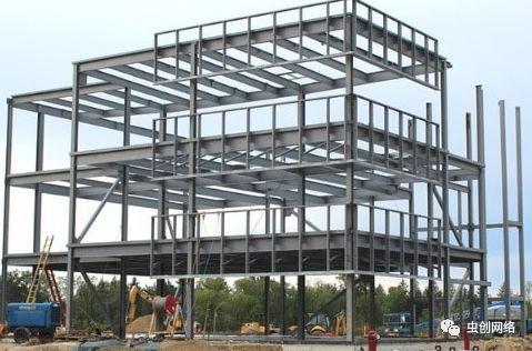 结构钢框架系统有哪些类型?