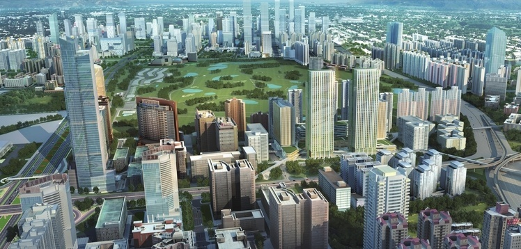 深圳天安数码城旧厂区改造项目方案文本