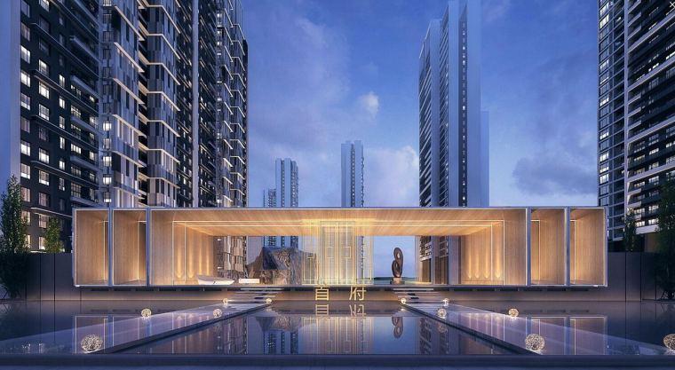 大宸设计:商办建筑设计·蕲春干部活动中心