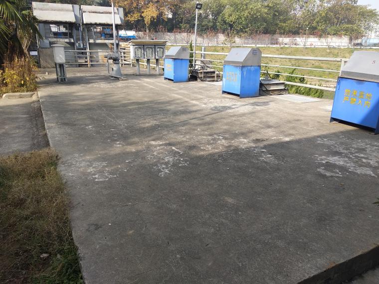 泵站引水闸修缮工程旧闸拆除方案