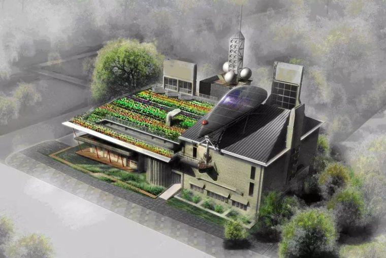 """走进全球""""绿色建筑"""",探索生态设计!"""