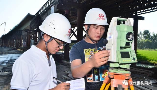 钢结构施工测量方案,内容详细~_1