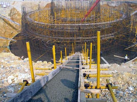 混凝土成型及养护以及质量检查