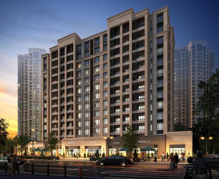 [江西]新古典学府公馆住宅规划设计方案