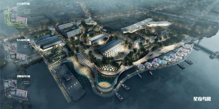 广州城安围船厂改造设计项目文本_投标文本