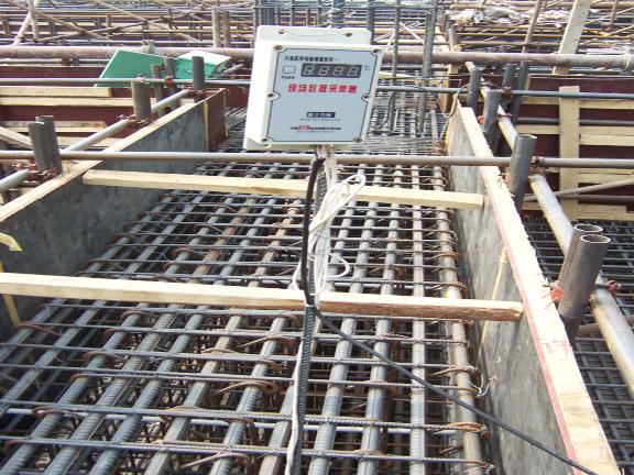 建筑工程之大体积混凝土工程测温
