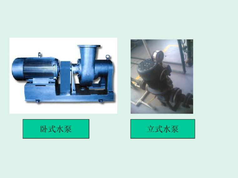 暖通空调水泵选型要点