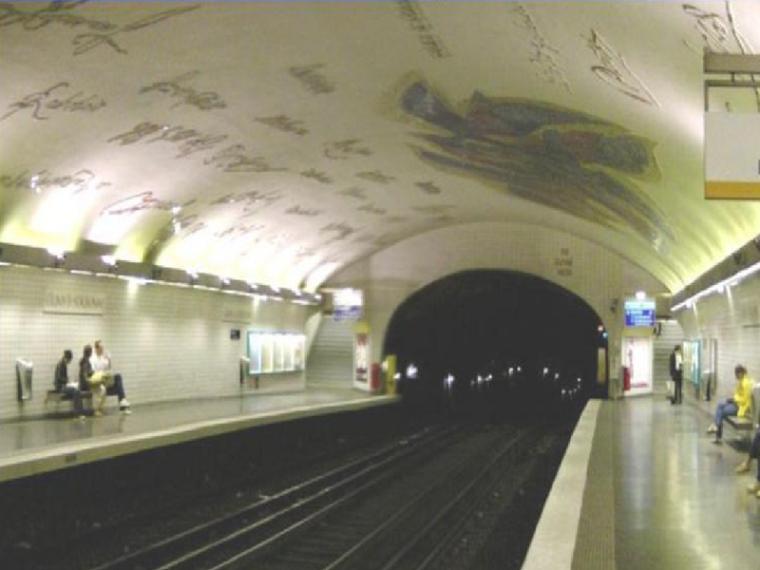 地铁车站主体结构施工技术培训讲义PPT