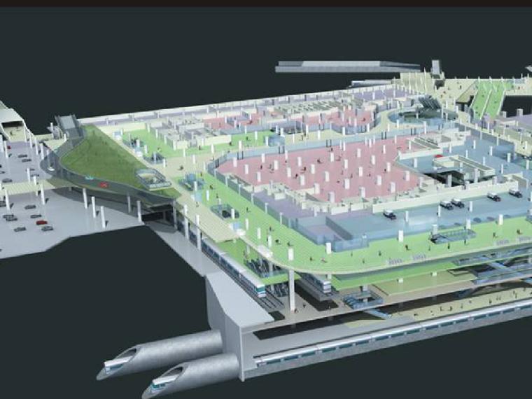 2016年城市地下空间建设新技术培训讲义PPT