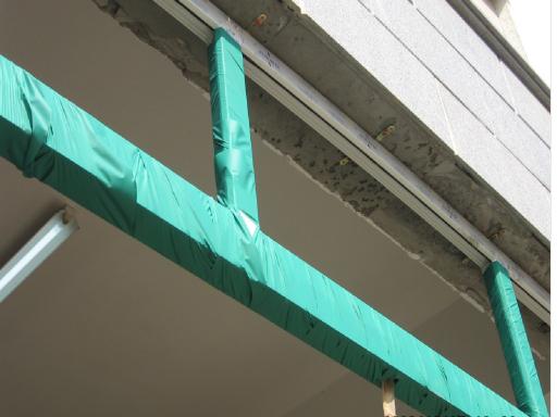 塑料门窗安装施工工艺作业条件