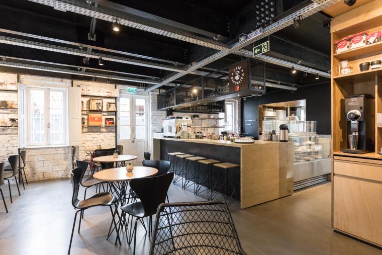 巴西HypeStudio会议室咖啡厅设计+JPG图纸