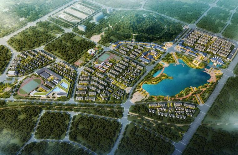 [江西]分宜麻纺特色小镇修建性详细规划文本