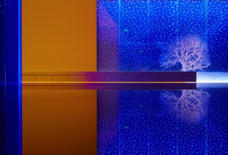 雪月花日本料理餐厅设计效果图+JPG平面