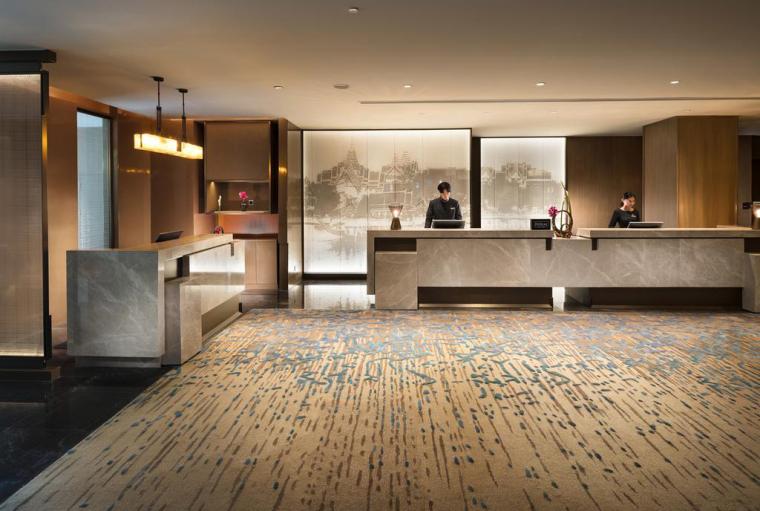 CCD-曼谷康莱德酒店丨效果图+高清摄影