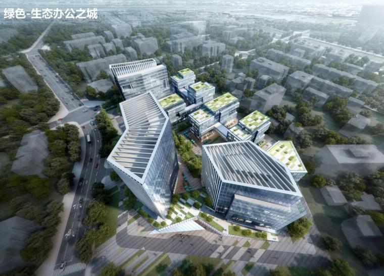 [广东]华发珠海智慧湾创新中心设计方案