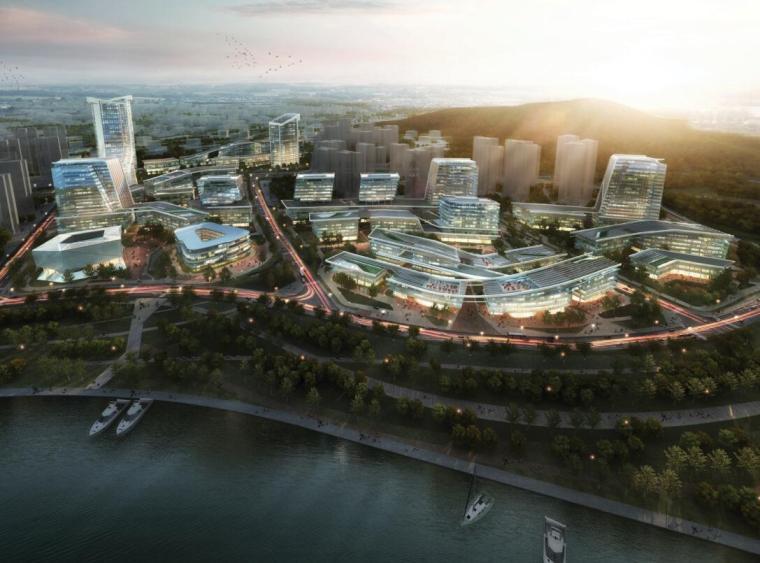 [广东]华发珠海高新区总部建筑设计方案