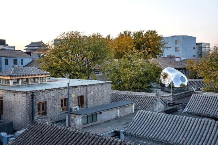 胡同泡泡218号:MAD马岩松的老北京旧城改造