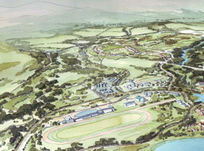 成吉思汗体育文化园控制性详细规划设计文本