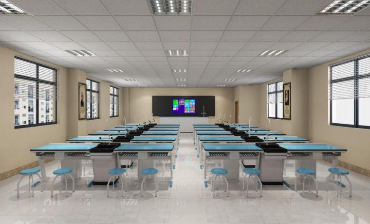 中小学实验室的建筑设计规范