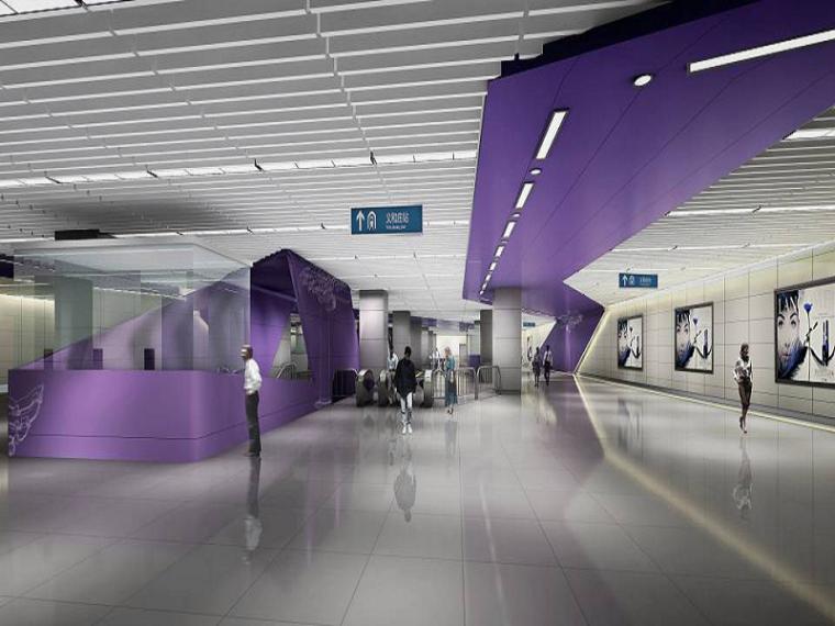 地铁常规设备及装饰装修施工策划汇报PPT