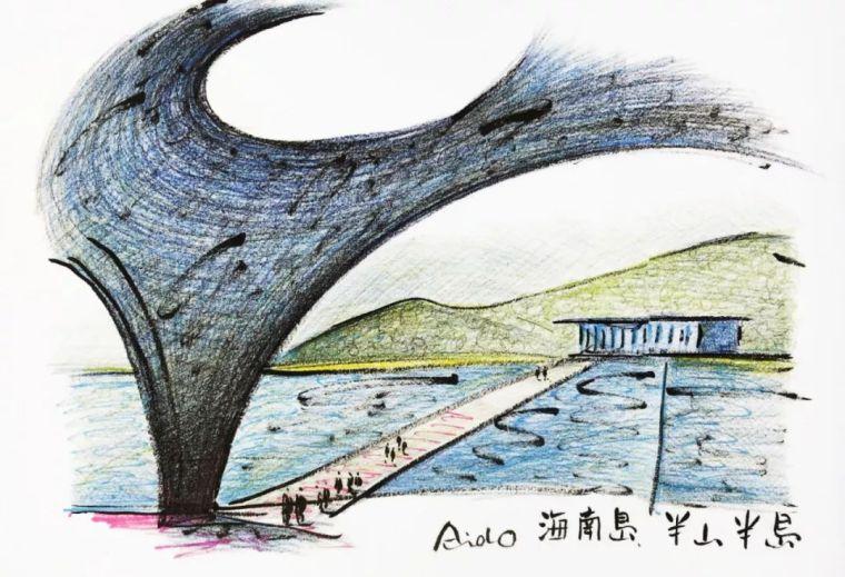 安藤忠雄的草图世界