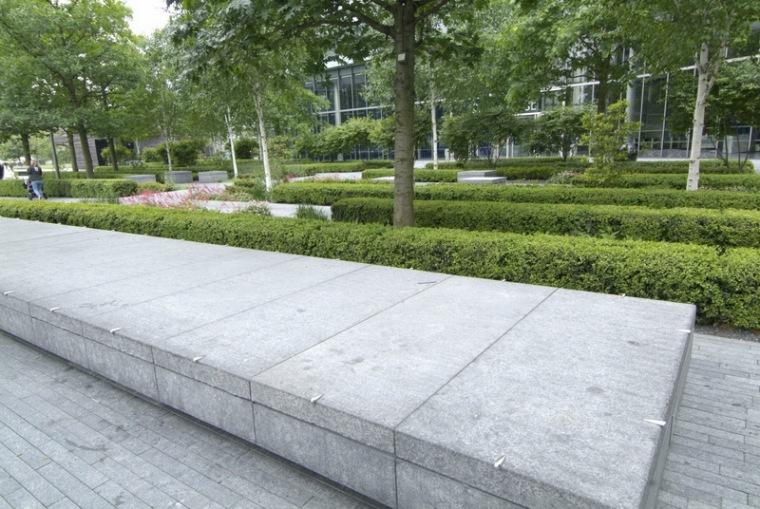 商业、广场、建筑,公共空间景观参考意向3