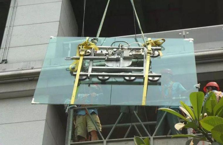 玻璃幕墙施工工艺解析,就是这样干的!_4