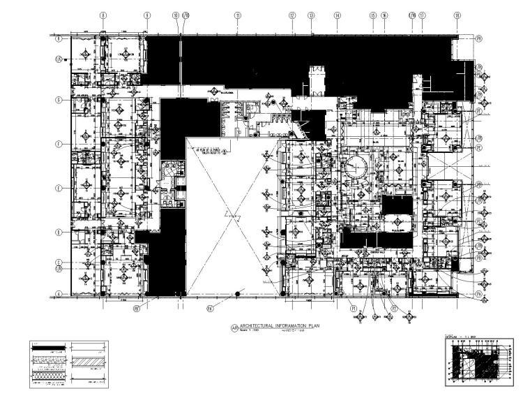HBA制图规范+图库+构造做法