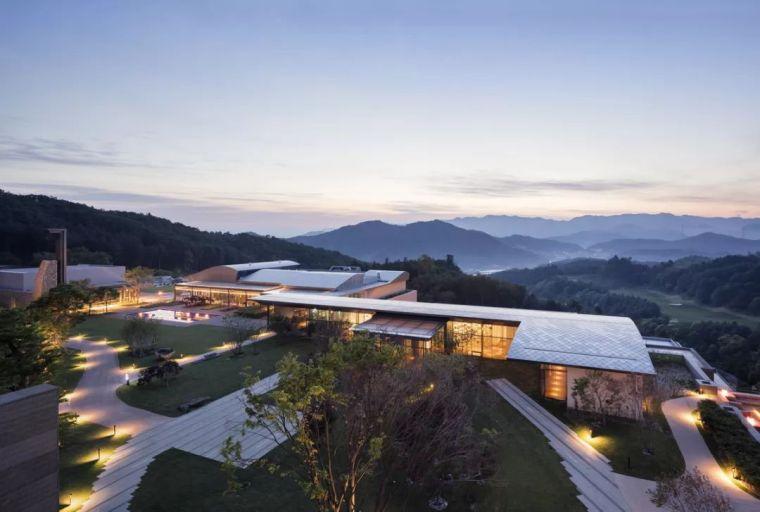 韩国首尔度假村建筑设计   SKM Architects