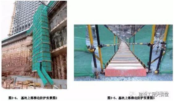 施工现场安全防护设置要点及实景图_15