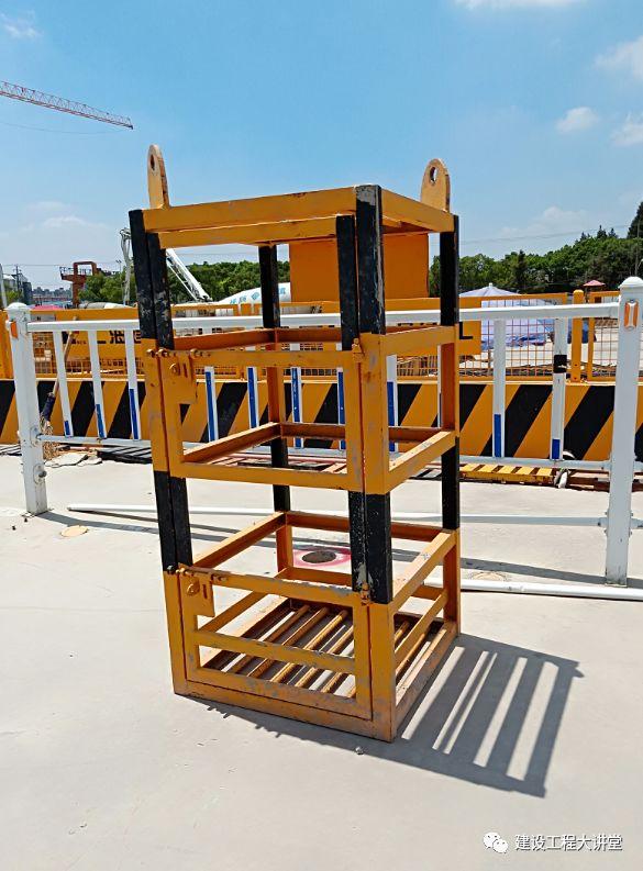 施工现场安全防护设置要点及实景图_66