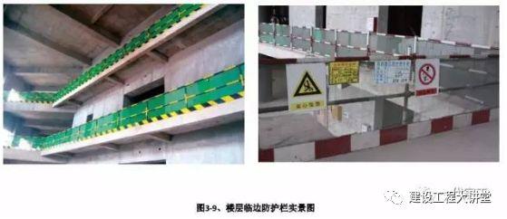 施工现场安全防护设置要点及实景图_21